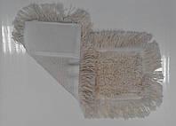 Моп х/б 40см с карманами для сухой и влажной уборки