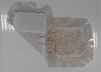 Моп х/б 80см с карманами для сухой и влажной уборки