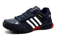Кроссовки Adidas Adipower Boost, мужские, темно-синие, р. 41 42 44, фото 1