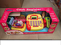 """Детский игровой набор """"Кассовый аппарат"""" Bambi LF 996 A"""