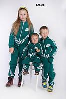 Теплый костюм спортивный найк детский 126 ев