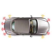 Системы контроля слепых зон парковочный радар ParkMaster BS 4651
