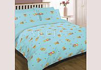 Комплект постельного белья Вилюта детское ранфорс 6112 голубой