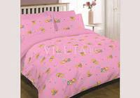 Комплект постельного белья Вилюта детское ранфорс 6112  розовый