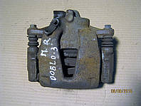Суппорт тормозной передний Bosch под 257 диск Фиат Добло / Fiat Doblo 2008 г.в.