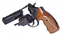 Револьвер флобера TROOPER-4,5 S рукоятка пласт.черн.