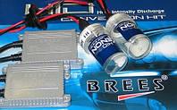 Би-Ксенон Brees Slim Н4B 6000К (14630)