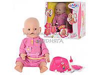 Пупс кукла Baby Born Бейби Борн BB 8009-440