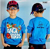Кофта Angry Birds для мальчика. 110, 120, 130, 140, 150 см