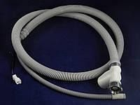 Шланг заливной с аквастопом для посудомоечных машин L=1640 мм. Indesit/Ariston (C00256554)