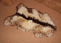 Овечья шкура - овечьи шкуры - шкура овцы (шерсть средней длины)