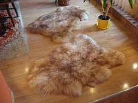 Овечья шкура - овечьи шкуры - шкура овцы (крашеные кончики)