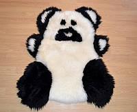 "Коврик-шкура медвежонок ""Панда"""