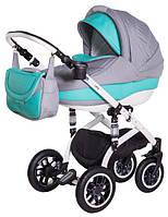 Детская коляска универсальная 2 в 1 Lara 336S Adamex