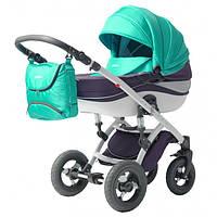 Детская коляска универсальная 2 в 1 Omega White - New 03 Tako