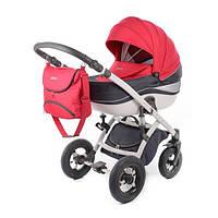 Детская коляска универсальная 2 в 1 Omega White - New 04 Tako