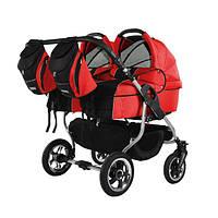 Детская коляска универсальная для двойни 2 в 1 Jumper Duo Sttf 03 Tako