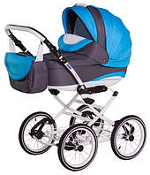 Детская классическая коляска 2 в 1 Katrina 11P Adamex
