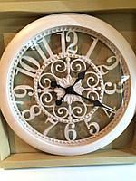 Классические, элегантные часы 51х51х5 см