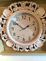 Ажурные часы на стену 51х5 см