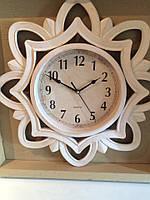 Стильные настенные часы 51х5 см