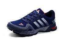 Кроссовки Adidas Marathon TR 21, мужские, текстиль, синие, р. 44 46, фото 1