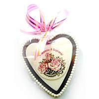 Подарок коллегам на 8 Марта. Шоколадное сердце