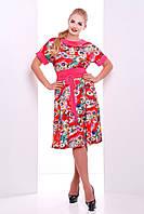 Женские летние платья больших размеров