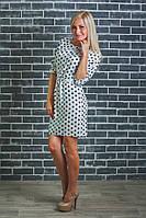 Платье женское летнее  белое