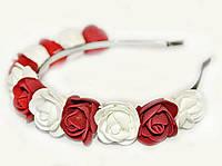 Ободок для волос Розы
