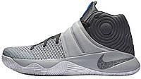 Баскетбольные кроссовки Nike Kyrie 2 (найк) серые