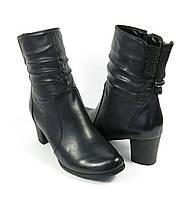 Женские ботиночки на каблуке