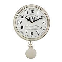 Часы настенные с маятником 30х40х3,5см. ED02