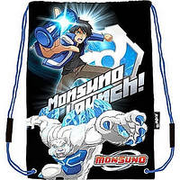 Сумка для обуви школьная Kite Monsuno 600K