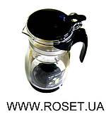 Стеклянный чайник-заварник Fuzihong Cup & Pot