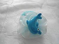 Резинка для волос Дельфинчик Р3 , 2штуки