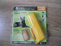 Ультразвуковой отпугиватель собак + фонарь АД-100