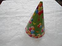 Набор праздничных колпаков на резинке, 10штук