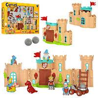 Детский игровой набор Замок 1169 рыцарский