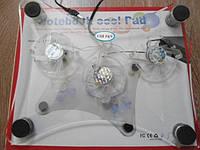 Охлаждающая подставка кулер для ноутбука LSY-639