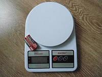 Весы кухонные SF-400 (10 кг) + батарейки