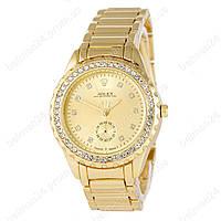 Женские наручные часы Rolex Diamond B3 Есть 2 цвета
