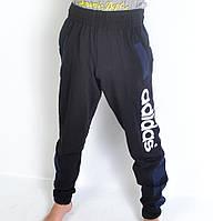 Штаны спортивные детские трикотажные под манжет - Adidas
