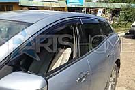 Ветровики Дефлекторы на окна Mazda CX7 2006-2012