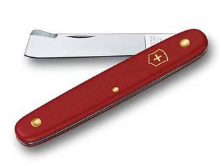 Швейцарский кулировочный садовый нож, 1 предмет VICTORINOX 39020-red красный