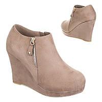 Женские ботинки Saramento Beige, фото 1