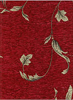 В обивке кухонных уголков фабрики Пехотин снова появилась ткань Аланья Бордо