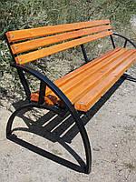 Лавочка садово-парковая  - 08