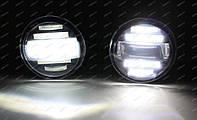 Lexus GS GS350 GS450 GS460 2011-15 противотуманки противотуманные фары LED диодные новые