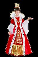 Королева Франции новогодний костюм для девочки